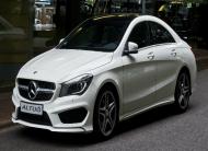 Mercedes CLA 180D Kiralama