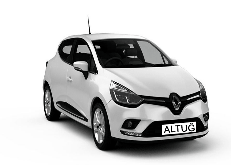 Renault Clio Kiralama