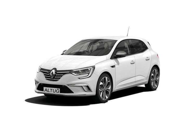 Renault Megane3 Kiralama